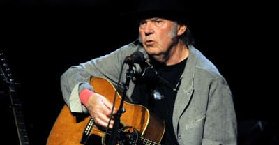 Neil Young is suing Donald Trump's campaign for using his music at rallies