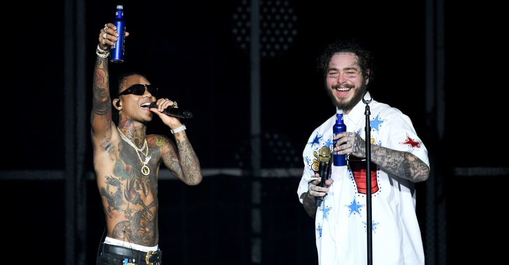 Post Malone and Swae Lee are going on tour together