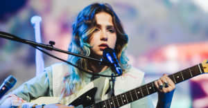 "Listen to Clairo's new song ""Just For Today"""