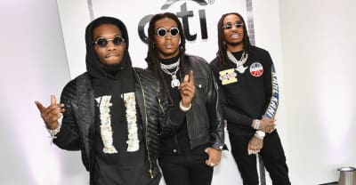 Migos on course for second No. 1 album with Culture II