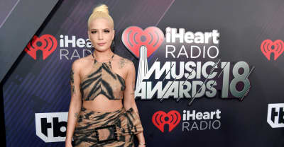 Halsey is reportedly starring in her own biopic