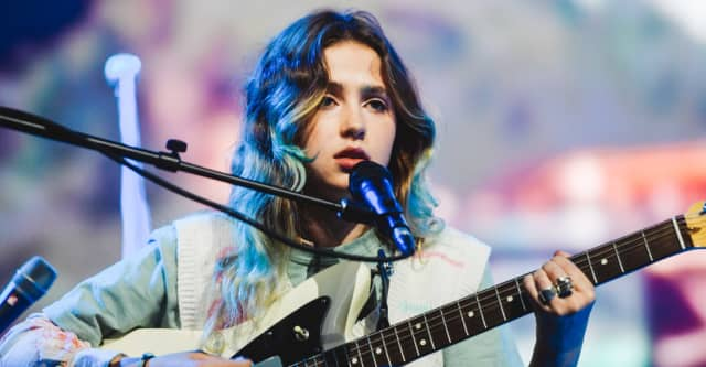 "Listen to Clairo's new song ""Just For Today"" 1"