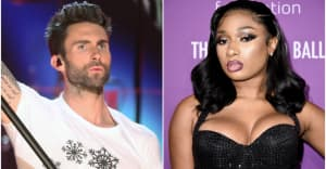 "Listen to Maroon 5 and Megan Thee Stallion's new song ""Beautiful Mistakes"""