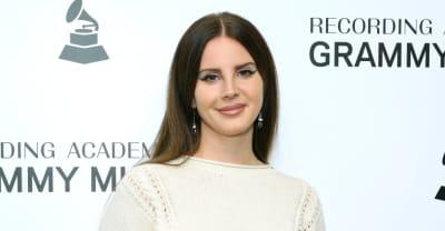 """Lana Del Rey releasing """"gritty"""" spoken word album on Jan 4th"""