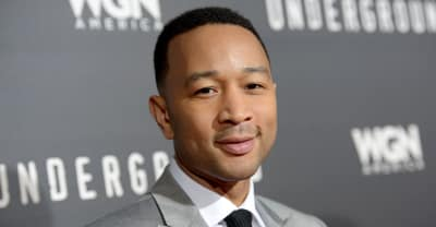 John Legend Set To Produce Upcoming Black Wall Street Series