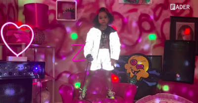 "Digital FORT: Watch kid rapper ZaZa perform her ""most epic song"""
