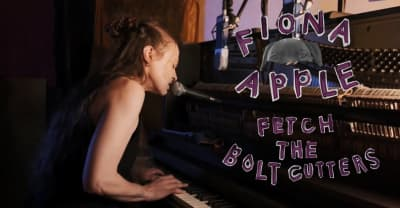 Watch Fiona Apple perform Fetch The Bolt Cutters songs at the New Yorker Festival