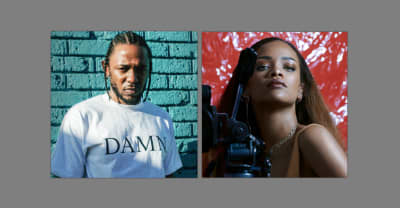 "The Story Behind The Kendrick Lamar And Rihanna Collaboration ""LOYALTY."""