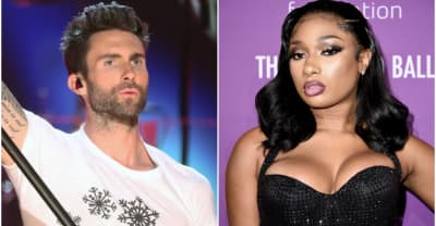"""Listen to Maroon 5 and Megan Thee Stallion's new song """"Beautiful Mistakes"""""""