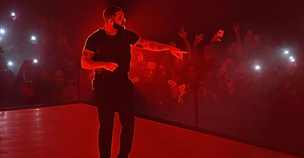 Drake performs with J. Cole in London, says they're planning new collaboration