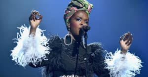 Lauryn Hill shares new song as part of Queen + Slim soundtrack
