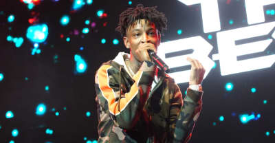 21 Savage addresses the Grammys and Twitter memes in new interview