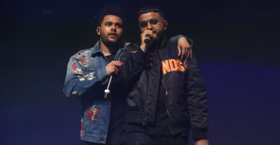 The Weeknd confirms he executive produced NAV's new album