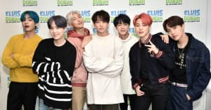 BTS has the No.1 album in the country