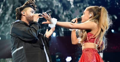 "The Weeknd shares ""Save Your Tears"" remix featuring Ariana Grande"