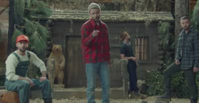 "Justin Timberlake embraces country life in the ""Man Of The Woods"" video"