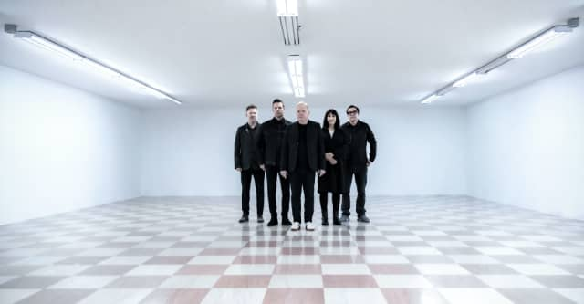 "New Order returns with ""Be a Rebel"" 1"