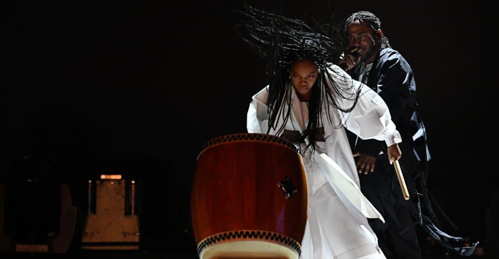 Get to know Charm La'Donna, Kendrick Lamar's unforgettable Grammys dancer