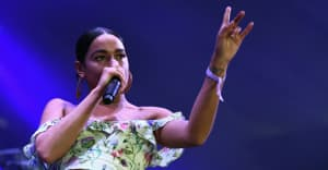 "Princess Nokia champions the thrift shop in ""Balenciaga"""