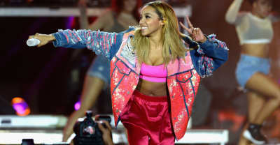 Tinashe will reportedly compete on Dancing With The Stars