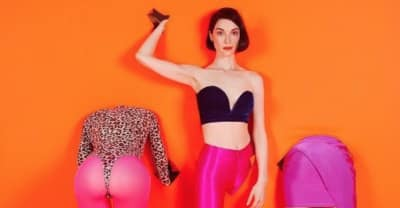 St. Vincent's new album  Masseduction has arrived