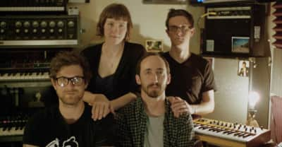 Listen To Sharks' Teeth's Psychedelic Synth Rock Opus, It Transfers & Grows