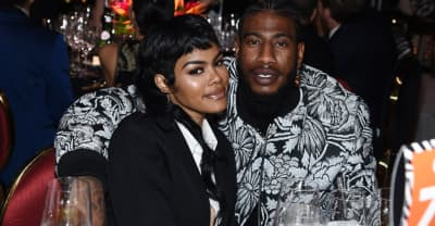 Teyana Taylor gives birth to second child