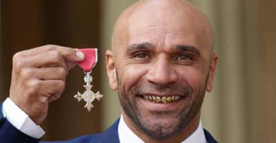 Goldie Suggested He Might Protest Fabric's Closure By Melting Down An Award The Queen Gave Him