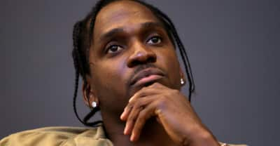 "Pusha T says Drake is offering $100k for ""info"" on him"