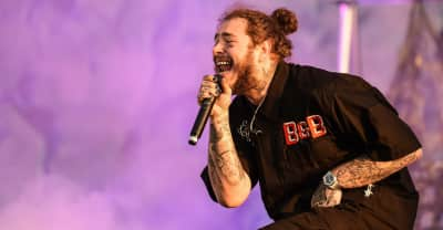 Post Malone reportedly uninjured following a serious car crash in Hollywood