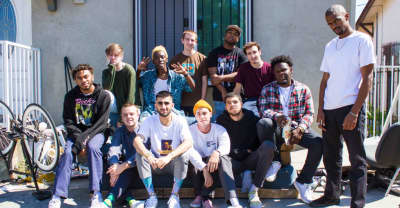 Brockhampton announces the Love Your Parents tour