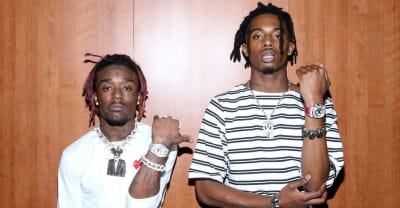 "Playboi Carti says he's got ""like 100"" songs with Lil Uzi Vert"