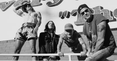 Red Hot Chili Peppers announce 2022 tour with A$AP Rocky, HAIM, Thundercat, and more
