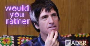 Johnny Marr absolutely detests Manchester United