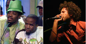 "Listen to Zack de la Rocha's remix of OutKast's ""Bombs Over Baghdad"""