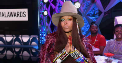 Erykah Badu shares Sun Ra and BADBADNOTGOOD mash-up