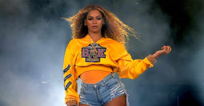 Beyonce performed at a private wedding in India