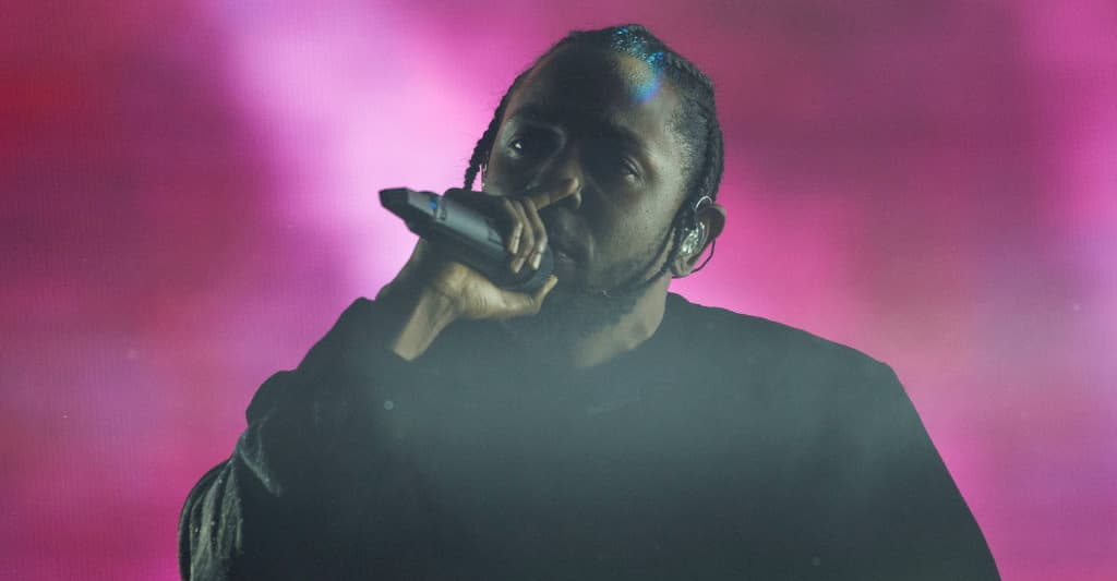 Kendrick Lamar's DAMN. Is On Course To Be The Fastest Selling Album Of 2017