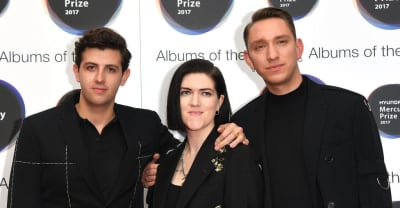 The xx announce details of clothing collection with designer Raf Simons