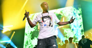DMX's posthumous album Exodus is out this month