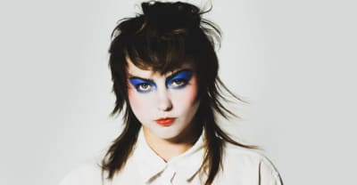 """Angel Olsen covers Billy Idol's """"Eyes Without a Face"""""""