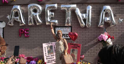 Fans to pay tribute to Aretha Franklin in Detroit ahead of her funeral