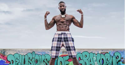 """Gucci Mane shares the Kenny Beats-produced """"Proud Of You"""""""