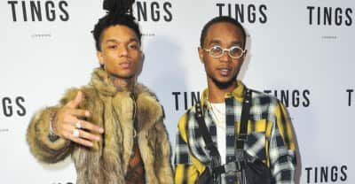 Rae Sremmurd share two Christmas songs