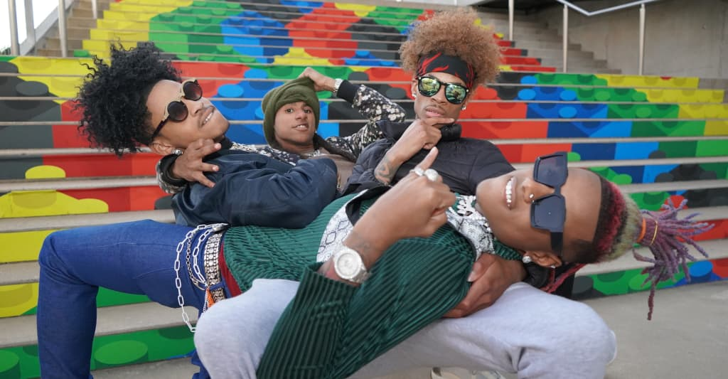 Fresh X Reckless is the social media supergroup of your ...