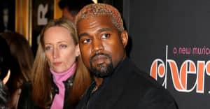 Kanye West apologized after being caught on his phone during the Cher musical