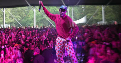 "Tyler, The Creator shares jazzy instrumental ""BUCKET"""