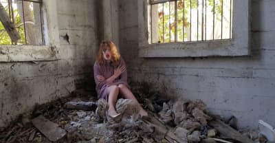 Grace Sings Sludge goes deeper into noir on Christ Mocked and the End of a Relationship