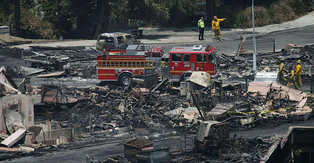 Report: 2008 fire at Universal Studios destroyed recordings by Aretha Franklin, Tupac, and many more