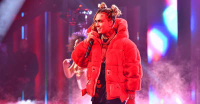 Lil Pump arrested in Denmark